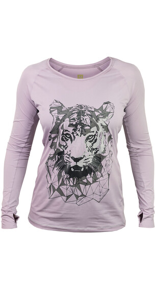 Röjk Chicks Casadei Speed Long Sleeve Acerola Tiger
